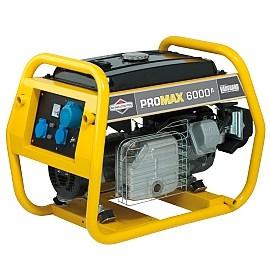 Briggs Stratton ProMax 6000A jednofázová