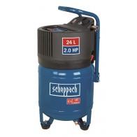 Scheppach HC 24 V bezolejový