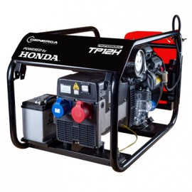 Honda TP 12 H + podvozek třífázová