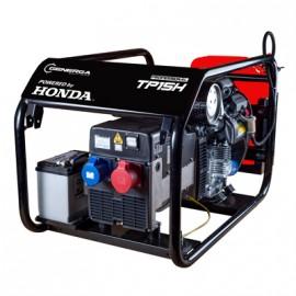 Honda TP 15 H + podvozek třífázová