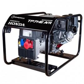 Honda TP 7 HE AVR elektrostart třífázová