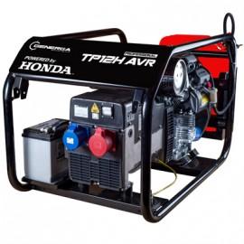 Honda TP 12 H AVR + podvozek třífázová