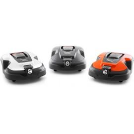 barevný kryt Automower 430X bílý, šedý, oranžový
