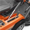 Husqvarna Rider 214C včetně žacího ústrojí